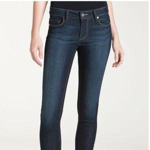 PAIGE Kylie Cuffed Crop Jeans